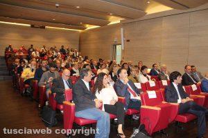 """L'incontro """"Opportunità e strumenti del mercato globale"""" - Il pubblico"""