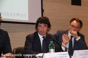 """L'incontro """"Opportunità e strumenti del mercato globale"""" - Luigi Moccia"""