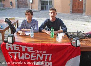L'assemblea pubblica -Francesco Boscheri e Roberto Tedeschini