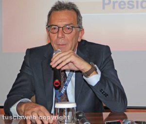 Viterbo - Il meeting dei consulenti del lavoro - Giuseppe D'Angelo