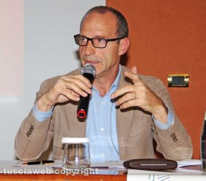 Viterbo - Il meeting dei consulenti del lavoro - Claudio Di Berardino