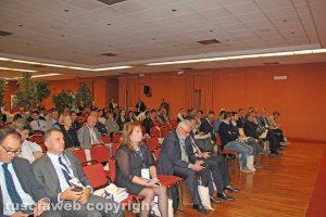 Viterbo - Il meeting dei consulenti del lavoro - La platea