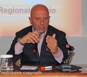Viterbo - Il meeting dei consulenti del lavoro - Giuseppe Cangemi