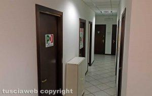 Viterbo - Pd - La segreteria provinciale