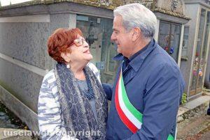 Viterbo - Aurelia Petroselli e Giovanni Arena
