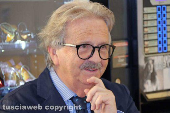 Paolo Barbieri esponente del movimento Fondazione