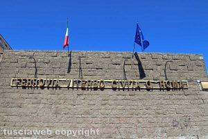 Viterbo - Roma Nord - La stazione di viale Trieste