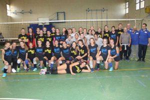 Sport - Pallavolo - Le ragazze dalla Volley sì