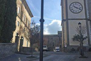Viterbo - La frazione di San Martino al Cimino