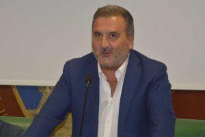 Viterbo - Il consigliere regionale Enrico Panunzi