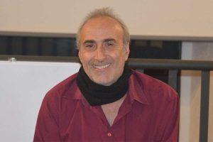 Tarquinia - Il coordinatore di Areasx Piero Rosati