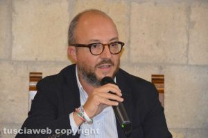 Il deputato Mauro Rotelli