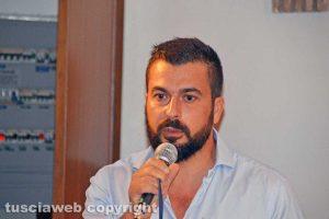Tarquinia - Il segretario del Pd Armando Palmini