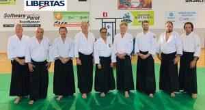 "Bolsena - Lo stage internazionale di aikido ""Europe Aikido Gasshuku"""