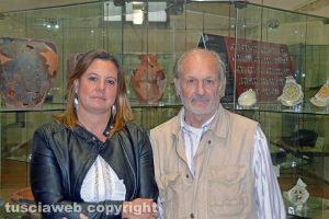 Stas - La presidente Alessandra Sileoni e il vicepresidente Massimo Luccioli