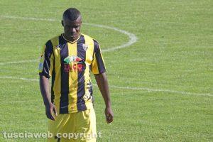 Sport - Calcio - Viterbese - Bismark Ngissah