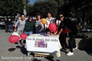 Montefiascone - La raccolta firme
