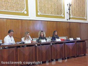 Montefiascone - Il consiglio comunale - L'opposizione
