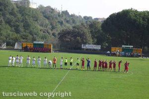 Sport - Calcio - Il match tra Montefiascone e Santa Marinella