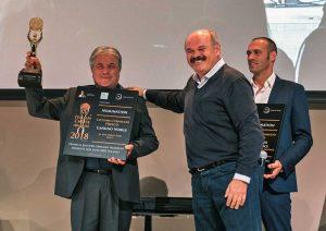 L'azienda agricola Monte Jugo di Viterbo vince l'Italian Cheese Awards 2018