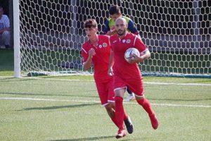 Sport - Calcio - Monterosi - Nohman e Alonzi