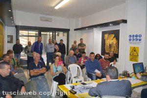 Tarquinia - Gianni Moscherini (Cantiere della nuova politica) - Il pubblico durante la conferenza