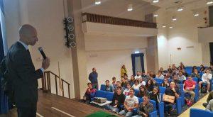 Civitavecchia - Unitus - L'inaugurazione del corso di laurea in Economia circolare