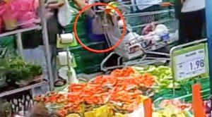 Viterbo - Polizia - I borseggiatori in azione