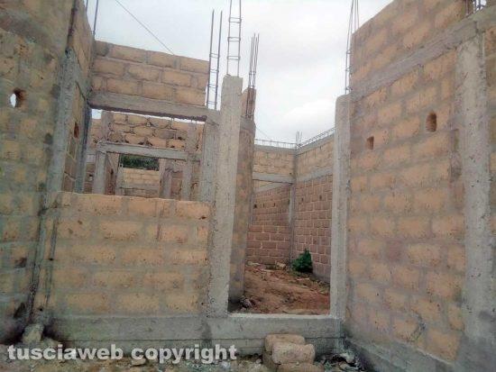 Bargua- Senegal - La costruzione del centro sanitario