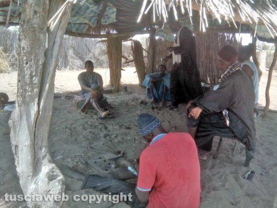 Bargua - Senegal - Il consiglio del villaggio