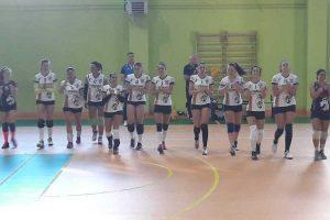 Sport - Pallavolo - Vbc Viterbo - Le viterbesi in azione