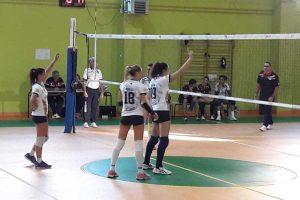 Sport - Pallavolo - Vbc - Le viterbesi in azione