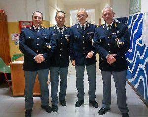 """La Polfer all'Ic """"Nicolini"""" di Capranica"""