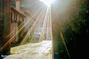 Cerveteri - L'ingresso del borgo Sasso