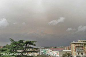 Viterbo - La tempesta annunciata