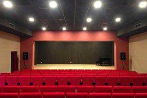 Capranica - Il teatro Francigena