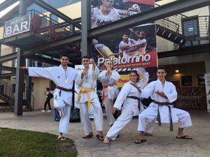 Incetta di medaglie per gli atleti di Karate Fatamorgana