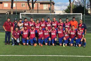 Sport - Calcio - Tarquinia - La rosa in campo