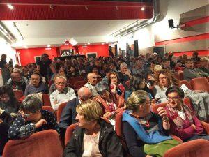 Viterbo - Teatro Caffeina - Il pubblico