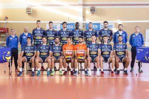 Sport - Pallavolo - Tuscania volley - la foto di squadra