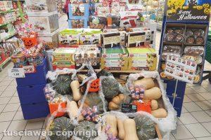 Economia - Lo speciale cioccolato e Halloween al Todis Viterbo
