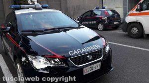 Carabinieri e 118 - Immagine di repertorio