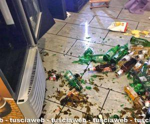 Viterbo - Furto nella notte in un bar sulla Teverina