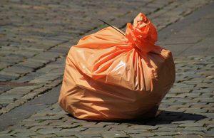 Un sacco dell'immondizia