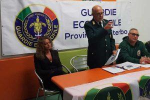 Montefiascone - Il corso per guardie ecozoofile