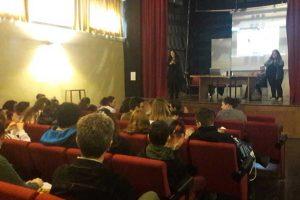 Vignanello - L'assemblea del Midossi ha ospitato l'attrice Nadia Accetti