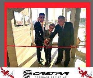 Tarquinia - Castra Srl - Inaugurazione dello showroom