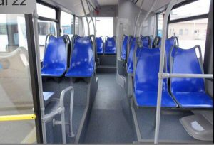 L'interno di un bus