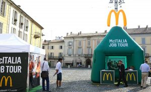 McItalia Job Tour