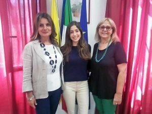 Laura Piroli, Flaminia Quattrini e Maria Rita Giorgolo